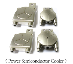 Power Semiconductor Cooler